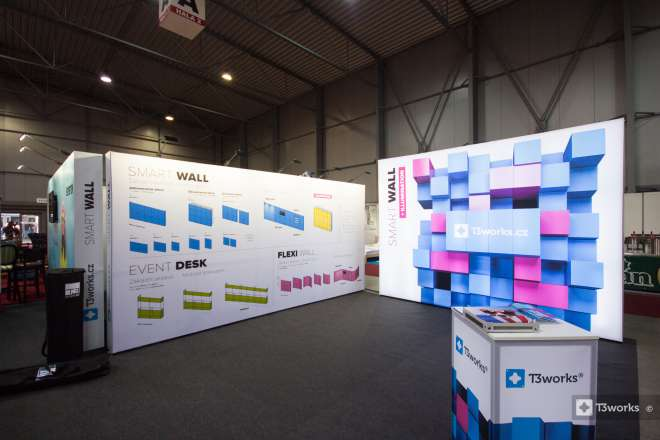 Exhibition walls T3works®